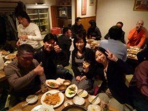 2010新年会たんぽぽ 0011
