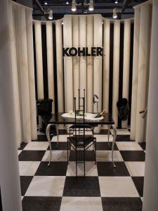 kohler big site 2010 内観
