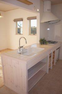 造作キッチン 033